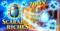 Play Scarab Riches Casino Slot - -Info
