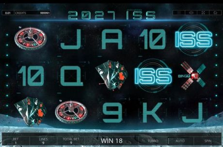 Play 2027 ISS - Slot Game -Slot Reels