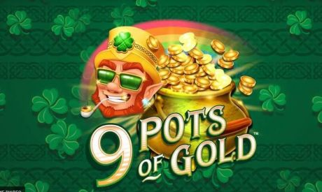 Play 9 Pots of Gold - Slot Game -Info
