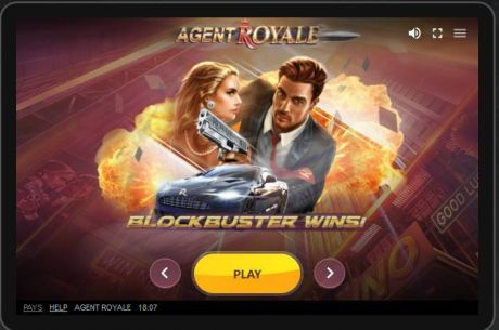 Play Agent Royale - Slot Game -Info