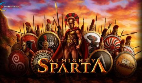Play Almighty Sparta - Slot Game