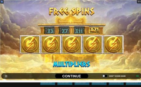 Play Ancient Fortunes: Zeus - Slot Game -Info