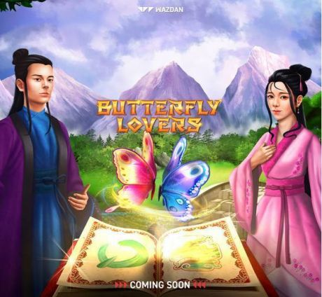 Play Butterfly Lovers - Slot Game -Info