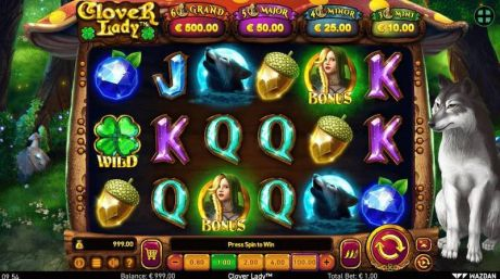 Play Clover Lady - Slot Game -Slot Reels