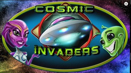 Play Cosmic Invaders - Slot Game -Info