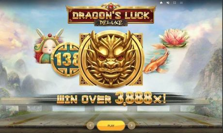 Play Dragon's Luck Deluxe - Slot Game -Info