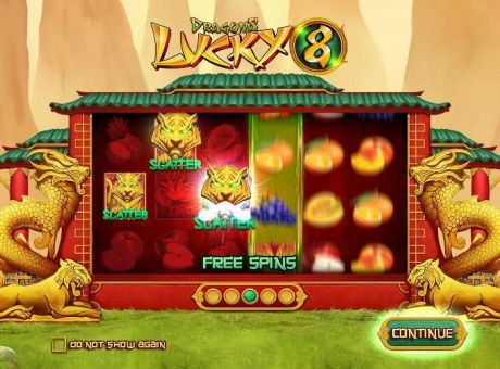 Play Dragons Lucky 8 - Slot Game -Info