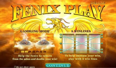 Play Fenix Play Deluxe - Slot Game -Info