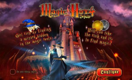 Play Magic Hot 4 Deluxe - Slot Game -Info