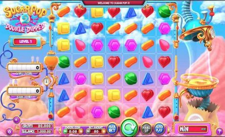 Play Sugar Pop 2: Double Dipped - Slot Game -Slot Reels